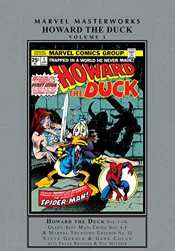 Howard The Duck Masterworks Vol. 1 (Howard the Duck...