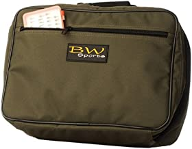 BW Sports Fishing Reel Case, Safe Storage for Spinning Reels, Bait Casting Reels, Fly Reels, and More - RL-1000