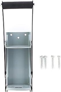 Trituradora de Latas, Trituradora de Latas de Hierro de 12 oz Herramienta de Mano de Hardware Industrial de Servicio Pesado para Reciclar Botellas
