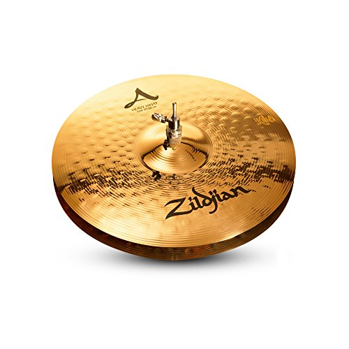Zildjian Hi-Hat Cymbals, 15' (A0156)