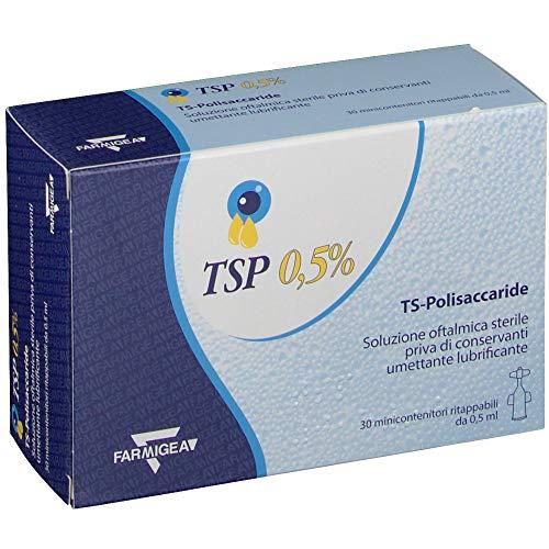 TSP 0,5% Collirio - 30 Minicontenitori Ritappabili