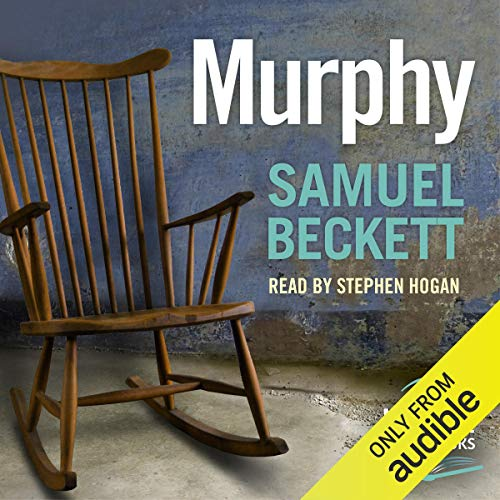 Murphy audiobook cover art