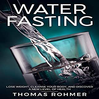 Water Fasting audiobook cover art