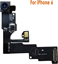 Johncase New OEM 1.2MP Front Facing Camera Module w/Proximity Sensor + Microphone Flex Cable Replacement Part Compatible for iPhone 6 (All Carriers)
