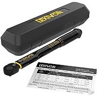 Lexivon Inch Pound Torque Wrench 1/4