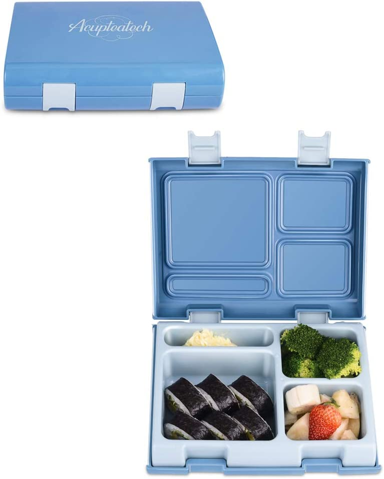 Bento box Lunch Box for Kids Award Adults Larger Many popular brands 1200ml Cont Leakproof