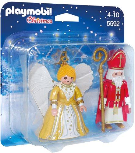 Playmobil 5592 - St. Nikolaus und Weihnachtsengel
