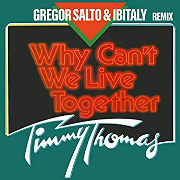 Why Can't We Live Together (Gregor Salto & Ibitaly Remix)