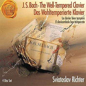 Bach: Das Wohltemperierte Klavier 1. und 2. Teil - BWV 846-869 und 870-893