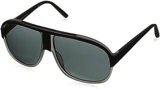f58b1d5a70f8 BMW B6502 Modern Plastic Aviator Sunglasses