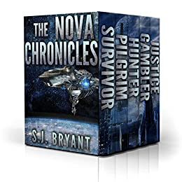 The Nova Chronicles: Books 1-5 by [S.J. Bryant]