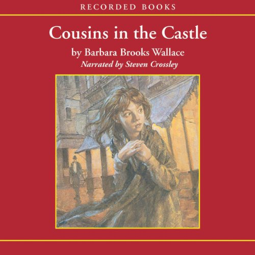 Cousins in the Castle audiobook cover art