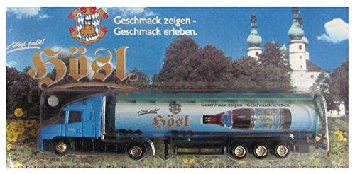Hösl Nr.38 - Geschmack Zeigen, Geschmack erleben - Scania - Sattelzug mit Tankauflieger