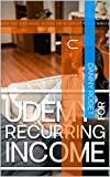 Udemy For Recurring Income (English Edition)