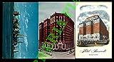 New York : Hotel Roosevelt - Hotel Syracuse - Lower Manhattan Skyline.