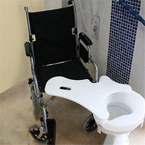 Tableros de transferencia para el cuidado personal de la salud Ayuda a la vida diaria Tablero deslizante Dispositivo de asistencia al paciente para personas mayores y discapacitados 6.20 (Color: B)
