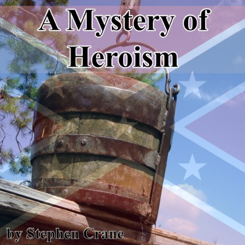 A Mystery of Heroism audiobook cover art