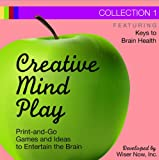 Laurenhue, K: Creative Mind Play Collections, CD-ROM Collec - Kathy Laurenhue