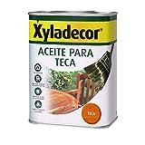 Xyladecor 5089084 Aceite Teca INCOLORO 750 ML
