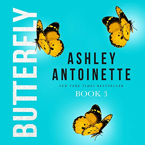 Butterfly 3 audiobook cover art