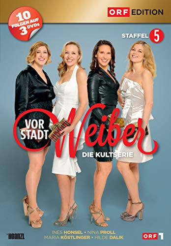 Vorstadtweiber: Staffel 5 [Österreich Version] [3 DVDs]