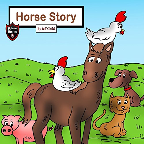Horse Story: The Farm Animals' Journey audiobook cover art