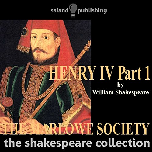 Henry IV Part One audiobook cover art
