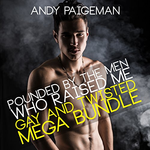 Pounded by the Men Who Raised Me audiobook cover art