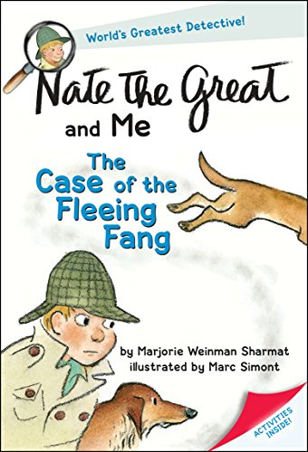 Nate the Great and Me: The Case of the Fleeing Fang (English Edition)