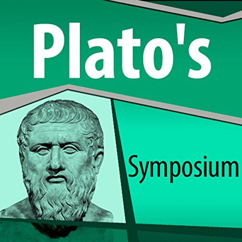 Plato's Symposium audiobook cover art