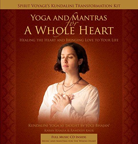 Kundalini Transformation Kit: Yoga & Mantras for a Whole Heart (English Edition)