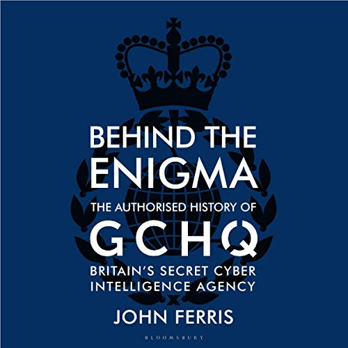 Behind the Enigma cover art