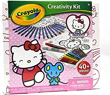 Crayola Hello Kitty Ultimate Art Kit Jr