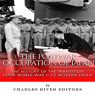 The Postwar Occupation of Japan audiobook cover art