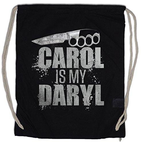 Urban Backwoods Carol is My Daryl Turnbeutel Sporttasche