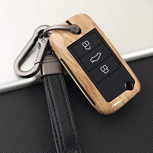 nuhzxd Autoschlüsselabdeckung Autoschlüsseletui Auto-Styling-Schutzset Schlüsselbund Autoschlüsselabdeckung, Für mg zs 350 tf zt 2018 6 3 5 7