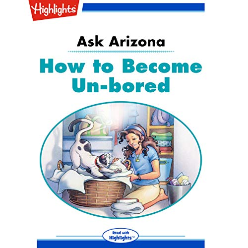 Ask Arizona: How to Become Un-bored copertina