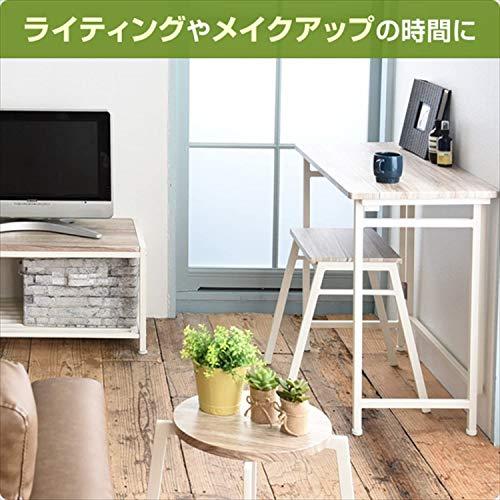 山善『折りたたみデスク(PST-8040)』