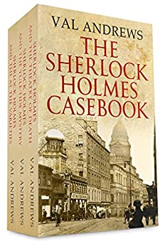 The Sherlock Holmes Casebook by [Val Andrews]