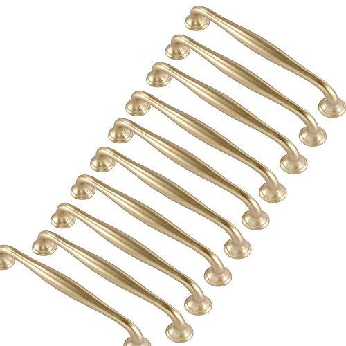 10 barras de arco, cocina, armario, puerta, tirador, cajón, dormitorio, muebles, distancia de orificio 96 mm