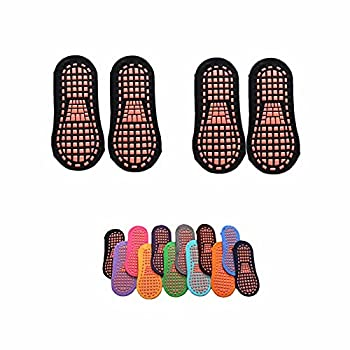 Best socks with rubber soles for adults Reviews