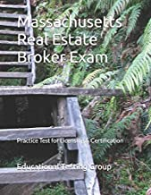 Massachusetts Real Estate Broker Exam: Practice Test for Licensing & Certification