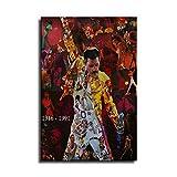 Queen Freddie Mercury Kunst, Leinwand-Kunst-Poster und