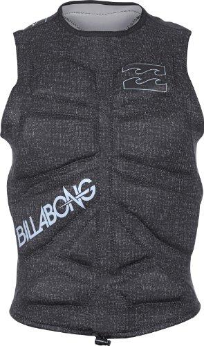 Billabong SGX Core - Chaleco protector (talla S), color negro