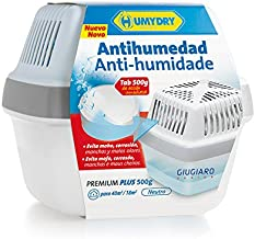 Deshumidificador Premium Plus con Tableta Antihumedad de