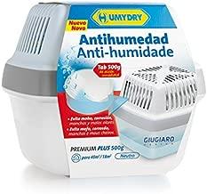 Deshumidificador Premium Plus con Tableta Antihumedad de