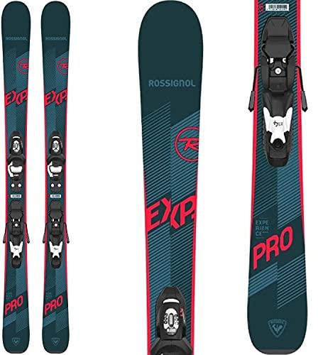 Rossignol Experience Pro Skis w/Look Kid-X 4 Bindings Kids Sz 140cm Black