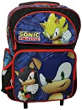 Accessory Innovations Sonic the Hedgehog Time Roller Backpack Bag - Not Machine Specific