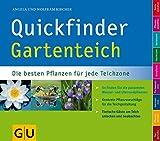 Quickfinder Gartenteich: Die besten Pflanzen für jede Teichzone. So finden Sie die passenden Wasser- und Uferrandpflanzen. (Pflanzenpraxis)