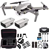 DJI Mavic Pro Platinum with Extra Battery and...